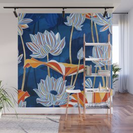 Bold Botanical Wall Mural