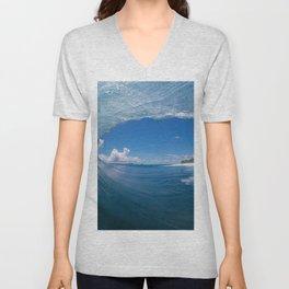 The Sea Eye Unisex V-Neck