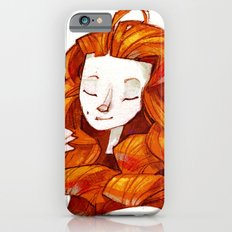 Red hair muse Slim Case iPhone 6s