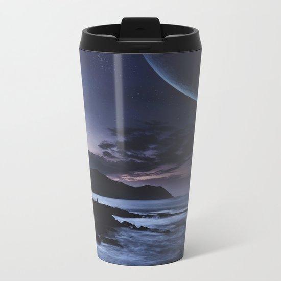 Distant Planets Metal Travel Mug