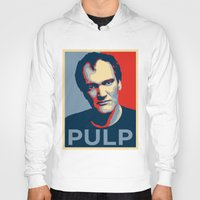 pulp fiction Hoodies featuring Pulp! by LilloKaRillo