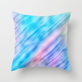 Abstract colored stripes background 12 Throw Pillow