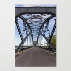 Iron Bridge Canvas Print