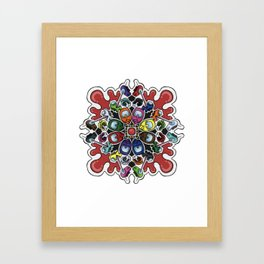 Among Us Framed Art Print