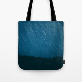 startrails Tote Bag