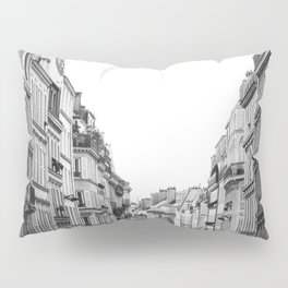 Street in Paris Pillow Sham