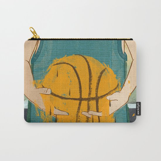 Losing my love for basketball Carry-All Pouch