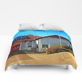 The firestation of Eidenberg Comforters