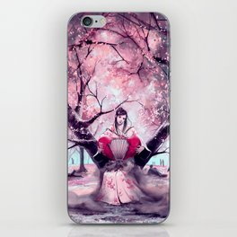 According to my jealousy iPhone Skin