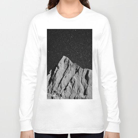 interstellar landscape Long Sleeve T-shirt