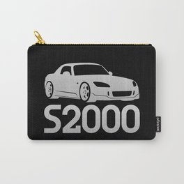 Honda S2000 - silver - Carry-All Pouch