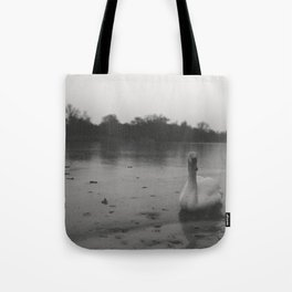 Witchcraft IV - Swan Tote Bag