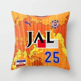 Shimizu 2002 Throw Pillow