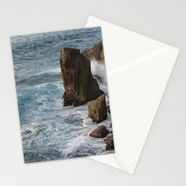 Rocks and Water Stationery Cards
