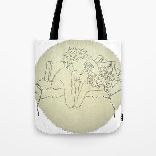 elope Tote Bag