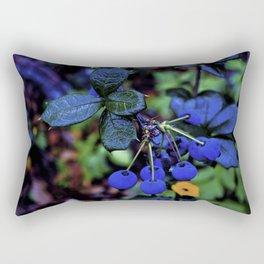 Exotic fruit and rich. Rectangular Pillow