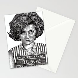 Big Hair Texas Trouble Stationery Cards