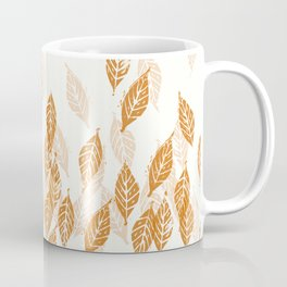 Falling Leaves - by Kara Peters Coffee Mug