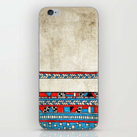 Complicated iPhone & iPod Skin