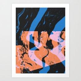 Indulgence #3 Art Print