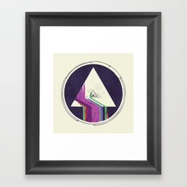 Portal Study Framed Art Print