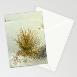 Yucca at White Sand Stationery Cards