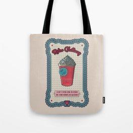 Milkshake - Retro Gluttony Tote Bag
