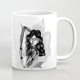 messy Coffee Mug