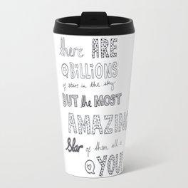 Billions Of Stars Travel Mug