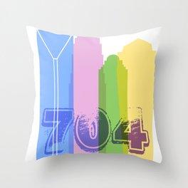 The Queen's 704 Throw Pillow