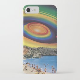 Supergraphic Summer - The Color of Summer 2 iPhone Case