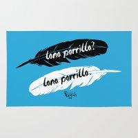 lana Area & Throw Rugs featuring Lana Parrilla? Lana Parrilla. by VivianaRizzi