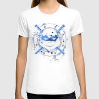 leonardo T-shirts featuring Leonardo Turtle by Sitchko Igor