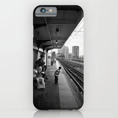 Waiting for Train iPhone 6s Slim Case