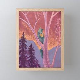 Tales of Truth Framed Mini Art Print