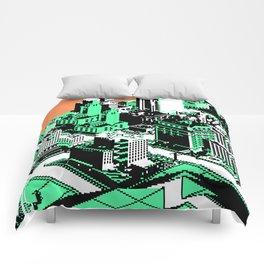 SimCityscape 02A Comforters