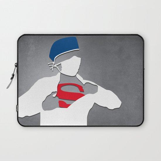 Surgery Laptop Sleeve