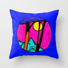 Some Kind of Place Throw Pillow