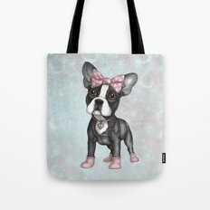 Sweet Frenchie Tote Bag