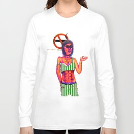 """Its my party and I'll drag if I want to..."" Long Sleeve T-shirt"