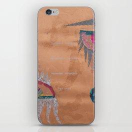 Humanitas 4 iPhone Skin