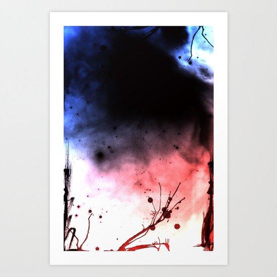 jinx 2 Art Print