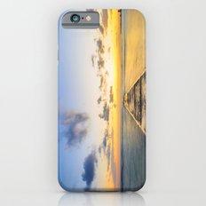 Golden Hour in Waikiki iPhone 6s Slim Case