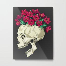 Plant the Seed Metal Print