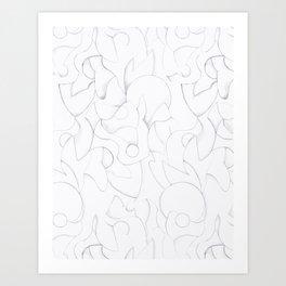 Stella 2.0 Art Print