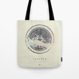 Fernweh Vol 6 Tote Bag
