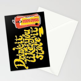Road Soda Stationery Cards