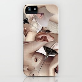 I want to go to Paris, again iPhone Case