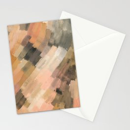 Mosaic strokes abstract 78 Stationery Cards