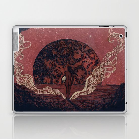"""After the Disco"" - Matthew Vidalis Laptop & iPad Skin"